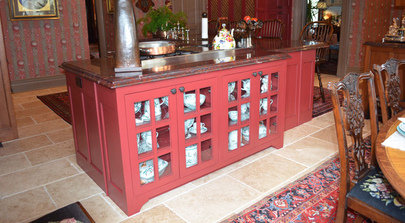 Built In Units | Custom Cabinetry | Gillespies Cabinet Shop ...